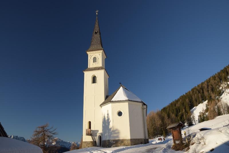 Berggirche Marterle im Mölltal